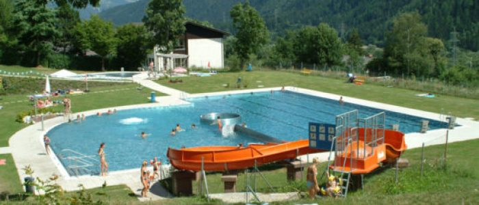 Schwimmbad Flattach